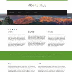 Bootstrap FastRide