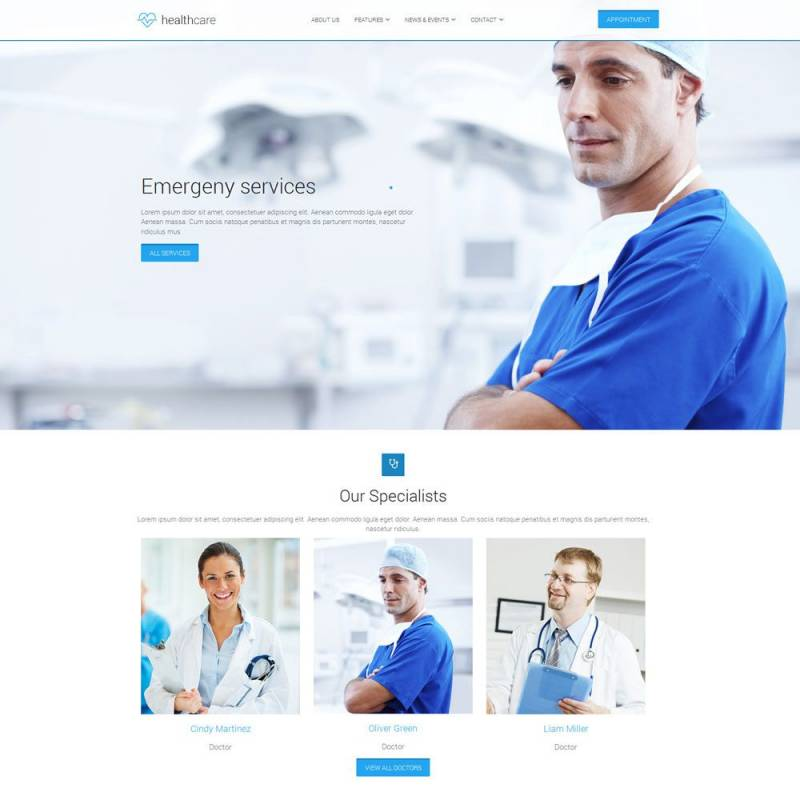 Bootstrap healthcare