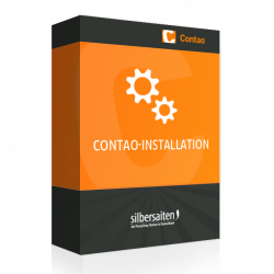 Contao-Installation inkl. Theme