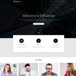 Bootstrap Influence