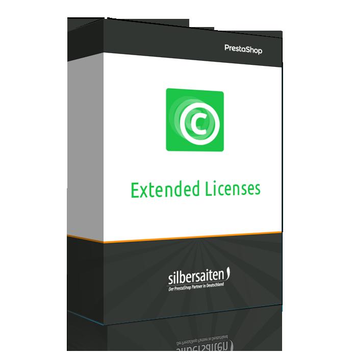Erweiterte Lizenzen
