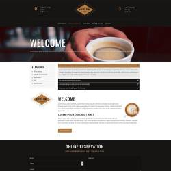 Bootstrap Coffeetime