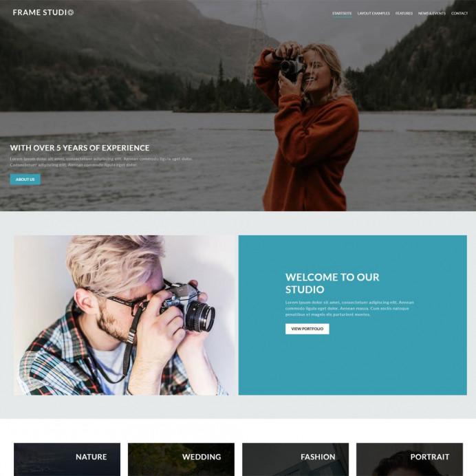 Bootstrap Framestudio